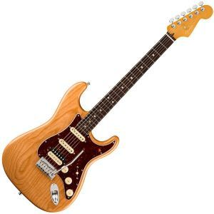 Chitara Electrica Fender American Ultra Stratocaster HSS Aged Natural