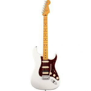 Chitara Electrica Fender American Ultra Stratocaster HSS Arctic Pearl