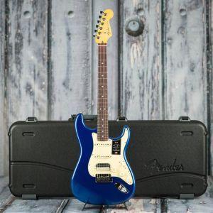 Chitara Electrica Fender American Ultra Stratocaster HSS Cobra Blue