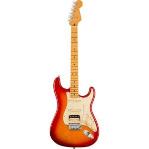 Chitara Electrica Fender American Ultra Stratocaster HSS Plasma Red