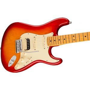 Chitara Electrica Fender American Ultra Stratocaster HSS Plasma Red