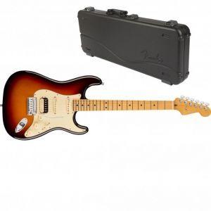 Chitara Electrica Fender American Ultra Stratocaster HSS Ultraburst MN