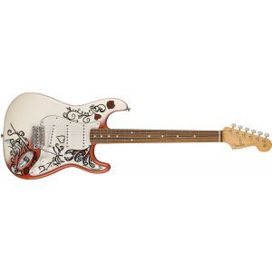 Chitara Electrica Fender Jimi Hendrix Monterey Stratocaster