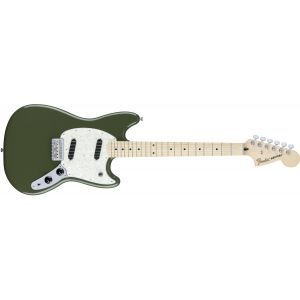 Chitara Electrica Fender Mustang Olive