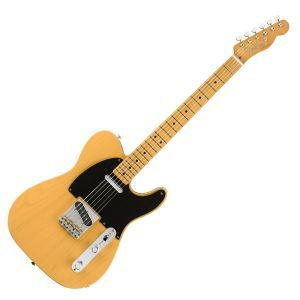 Chitara electrica Fender Vintera Butterscotch Blonde