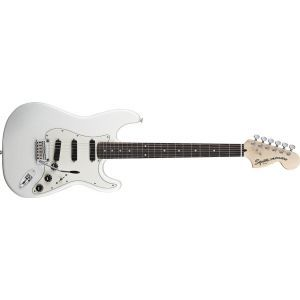 Chitara Electrica Squier Deluxe Hot Rails Strat
