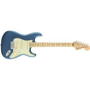 Chitara electrica Stratocaster Fender AMERICAN PERFORMER Satin Lake Placid Blue