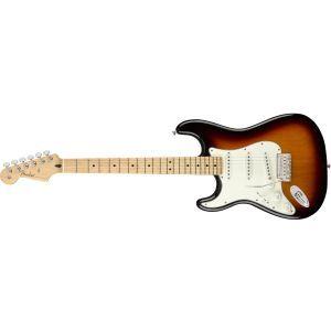 Chitara electrica Stratocaster Fender Player LH SSS
