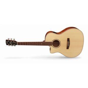 Chitara electroacustica Cort GA-FF-LH-NAT