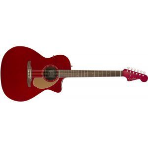 Chitara Electroacustica Fender Newporter Player Candy Apple Red