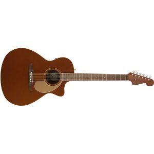 Chitara Electroacustica Fender Newporter Player Rustic Copper