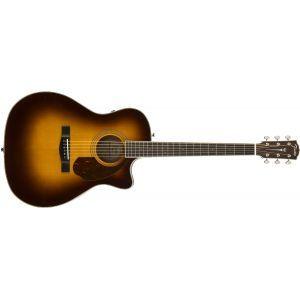 Chitara Electroacustica Fender PM 4CE LTD Vintage Sunburst