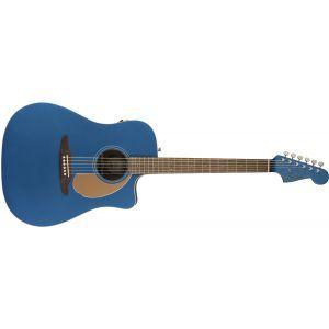 Chitara Electroacustica Fender Redondo Player Belmont Blue