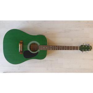 Chitara Electroacustica Hora W 12204 4/4 Verde