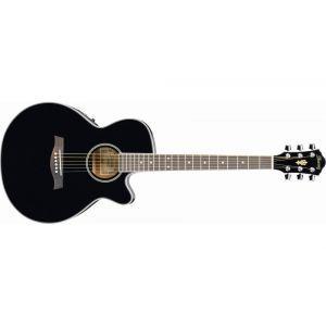 Chitara electroacustica Ibanez AEG8E BK