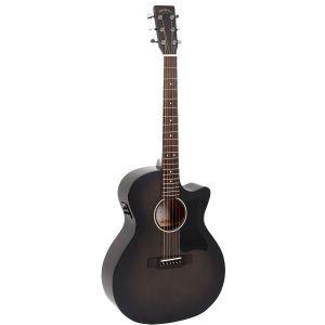 Chitara Electroacustica Sigma Guitars SI GMC STE BKB