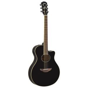 Chitara Electroacustica Yamaha APX 600 Black