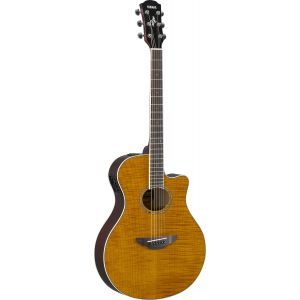 Chitara electroacustica Yamaha APX600FM Amber