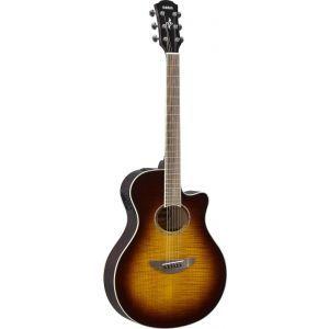 Chitara electroacustica Yamaha APX600FM TBS