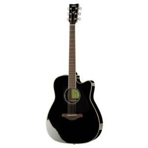 Chitara Electroacustica Yamaha FGX830C BL