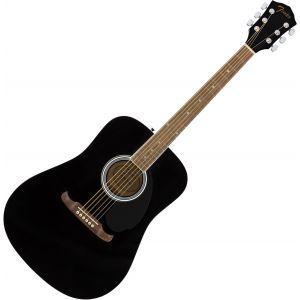 Chitara Acustica Fender FA 125 BK WN