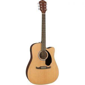 Chitara Electroacustica Fender FA 125 CE Natur