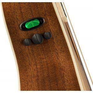 Chitara Electroacustica Fender PM-4CE LTD Natural