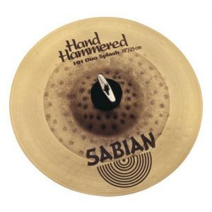 Cinel Sabian 10 HH Duo Splash Brilliant