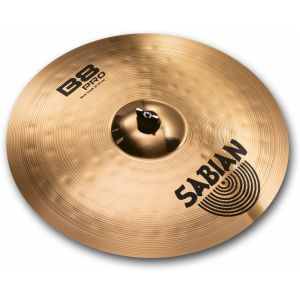 Cinel Sabian 18 B8 Pro Rock Crash Brilliant