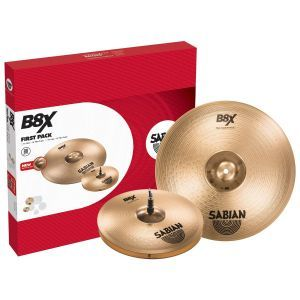 Set Cinele Sabian B8X First Pack (13)