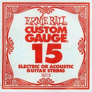Coarda Chitara Electrica / Acustica Ernie Ball Custom Gauge 15