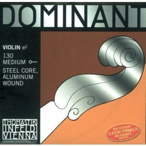 Coarda vioara Thomastik Dominant E Violin 130 Medium