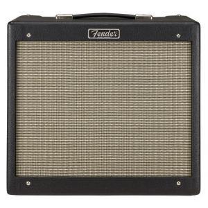 Combo Chitara Electrica Fender Blues Junior IV Black