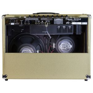Combo Chitara Electrica Peavey Classic 50/212 Tweed
