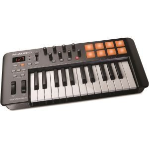 Controller MIDI M Audio Oxygen 25 MK 4