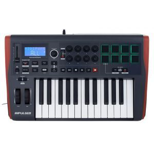Controller MIDI Novation Impulse 25