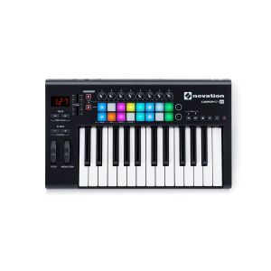 Controller MIDI Novation Launchkey 25 mk2