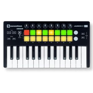 Controller MIDI Novation Launchkey Mini mk2