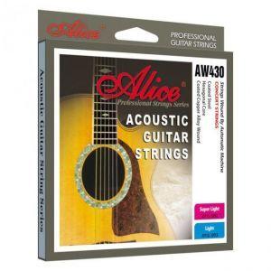Corzi chitara Acustica Alice AW 430