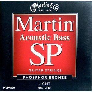 Corzi chitara acustica Bass Martin and Co MSP 4800