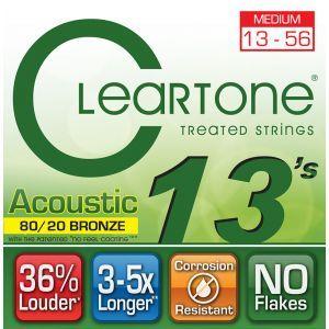 Corzi Chitara Acustica Cleartone BRONZE MEDIUM 13-56