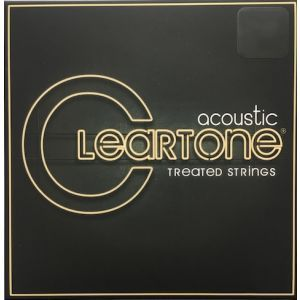 Corzi chitara acustica Cleartone CT-7611 Custom Light