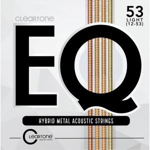 Corzi Chitara Acustica Cleartone EQ LIGHT 12-53