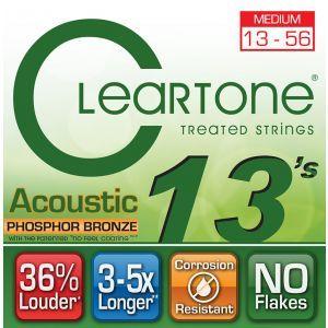 Corzi Chitara Acustica Cleartone MEDIUM 13-56