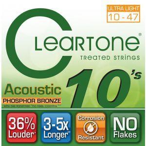 Corzi Chitara Acustica Cleartone ULTRA LIGHT 10-47
