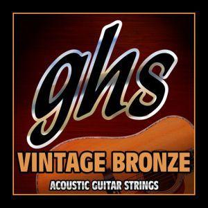 Corzi chitara acustica GHS VN L