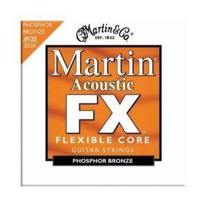 Corzi chitara acustica Martin and Co MFX 745