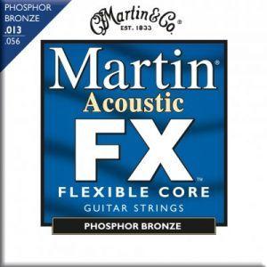 Corzi chitara acustica Martin and Co MFX 750