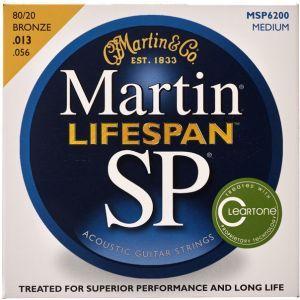 Corzi chitara acustica Martin and Co SP Lifespan MSP 6200