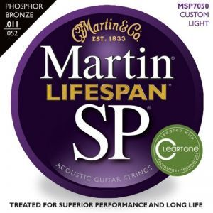 Corzi chitara acustica Martin and Co SP Lifespan MSP 7050